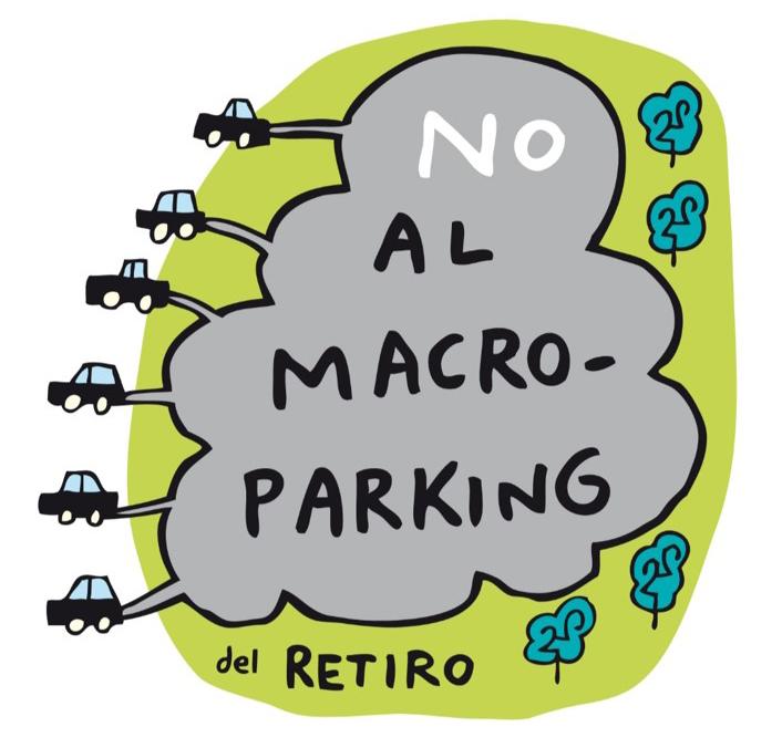 No al macro parking de Menéndez Pelayo
